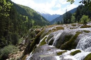 Pearl Waterfall, Jiuzhaigou