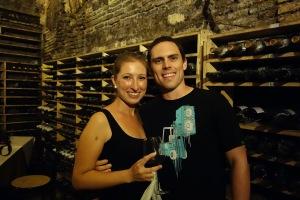 Wine cellar in Trastevere