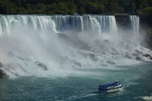 Maid of the Mist.